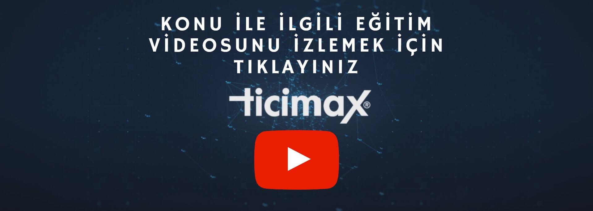 Ticimax Kurulum Rehberi